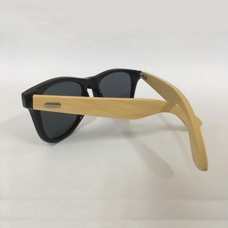 Óculos de sol haste bambu. Mais imagens deste produto  e31d7b79b7